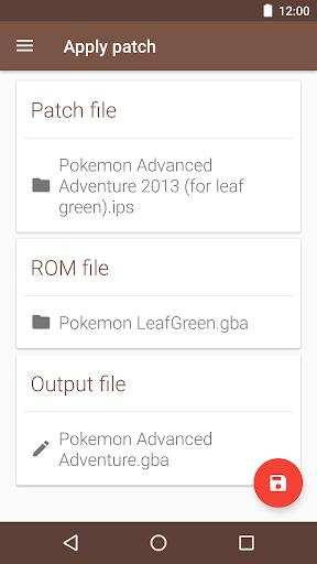 UniPatcher 0.16.1 screenshots 1