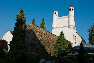 Photo: Tu też jest pałac Żerotinów.