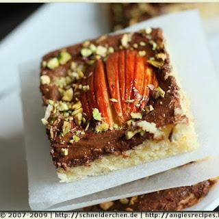 Peach Nougat Spelt Cake Recipe