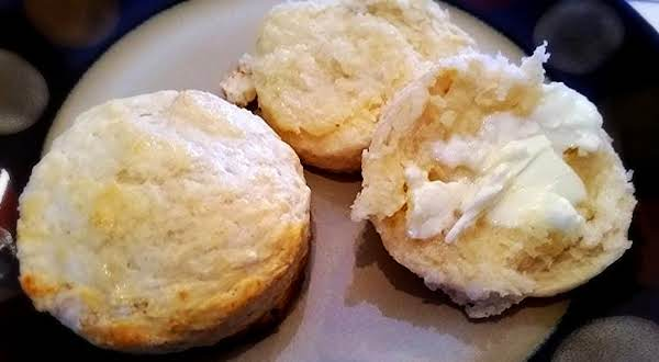 ~  Well Butter My Buttermilk Biscuits ~ Recipe