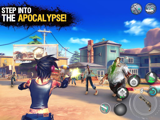 Dead Rivals - Zombie MMO 1.1.0e Screenshots 6