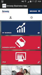 Amway™ App- screenshot thumbnail