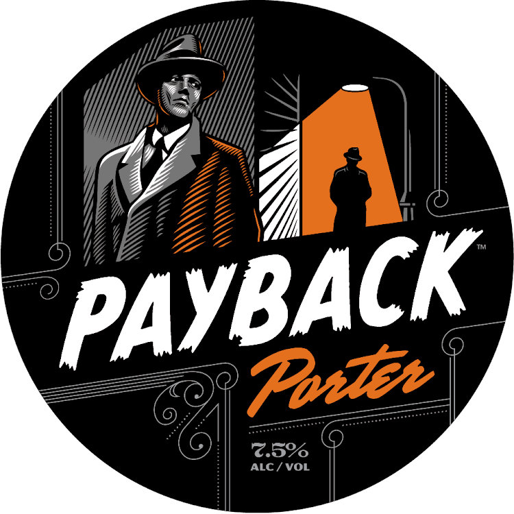 Logo of Speakeasy Payback Porter