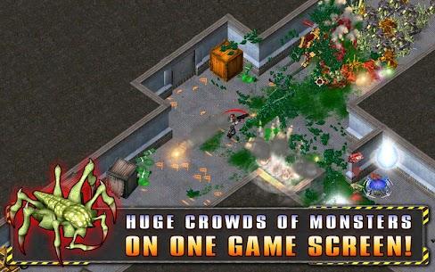 Alien Shooter MOD (Unlimited Money) 2