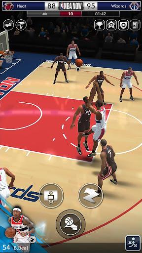 NBA NOW Mobile Basketball Game 1.5.4 screenshots 7