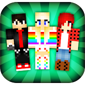 Skin Packs for Minecraft