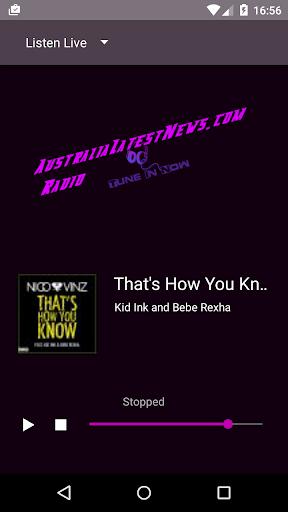 AustraliaLatestNews.com Radio