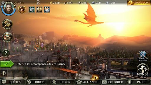 Code Triche Iron Throne mod apk screenshots 6