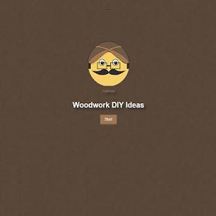DIY dřevěné nápady řemesla - náhled