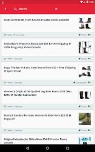 Bargainmoose : Deals & Coupons screenshot 8