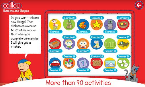 Descargar Caillou learning for kids para PC ✔️ (Windows 10/8/7 o Mac) 1