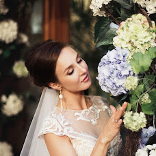 Wedding photographer Marina Smirnova (smirnovamm). Photo of 25.07.2017