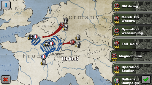 Glory of Generals 1.2.2 screenshots 4