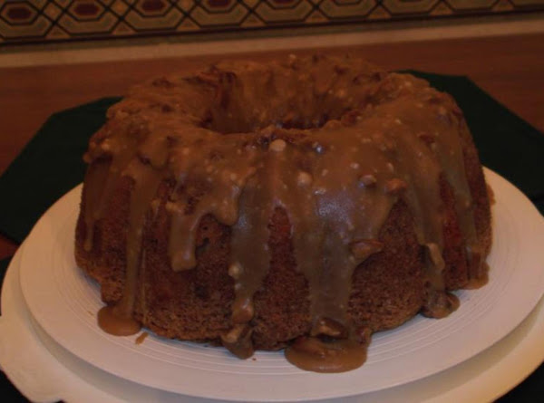 William Tell's Never-miss Apple Cake Recipe