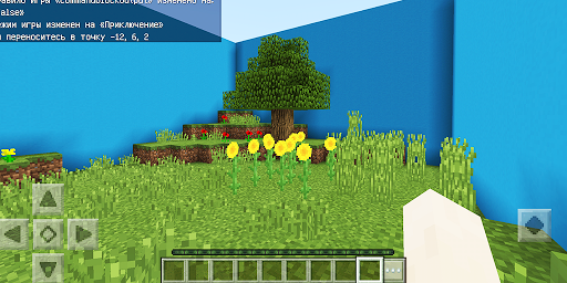 And where's the button? Biomies Map for Minecraft for PC