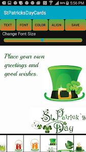 Free St. Patrick's Day eCards screenshot 4