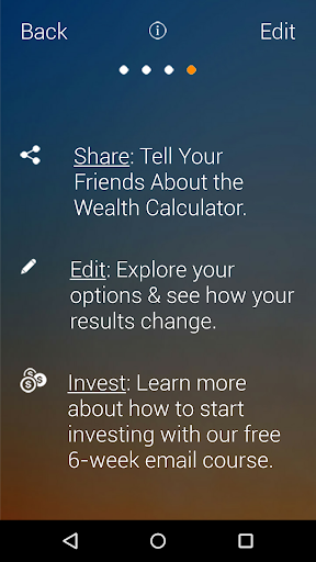 【免費財經App】Wealth Calculator-APP點子