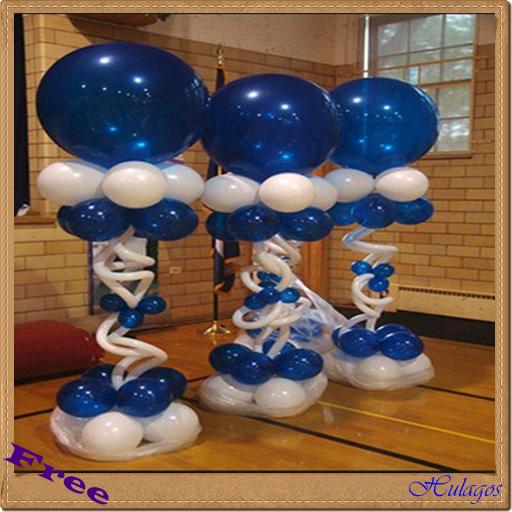 Top Balloon Decorations ideas