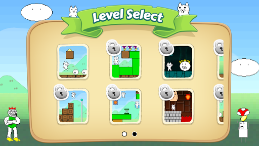 Super Cat World : Syobon Action HD modavailable screenshots 8