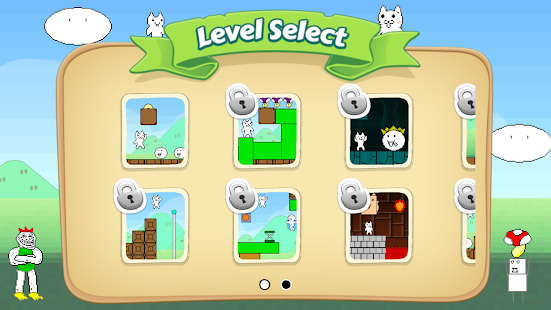 Super Cat World 2 : Syobon Action Mod