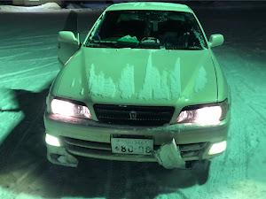 チェイサー GX105 のカスタム事例画像 桜田@ちぇいさーアバンテさんの2019年01月03日00:11の投稿