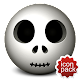 Theme Halloween icons HD v1.0