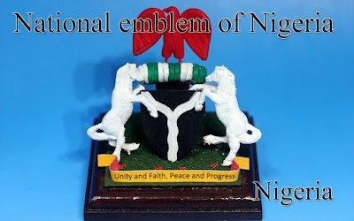 Coat of arms of Nigeria ‐Nigeria‐