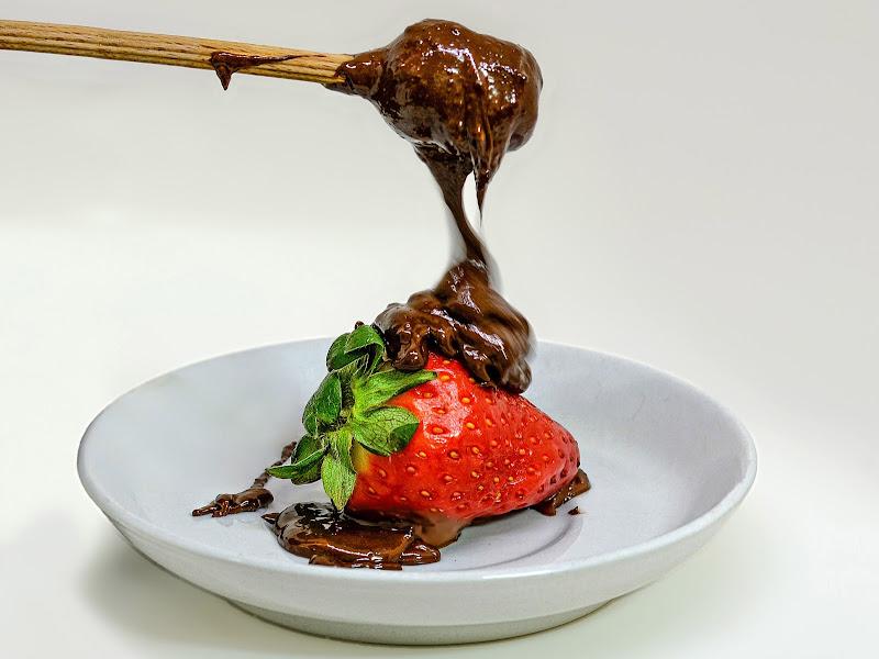 Cioccolato per una fragola di Diana Cimino Cocco
