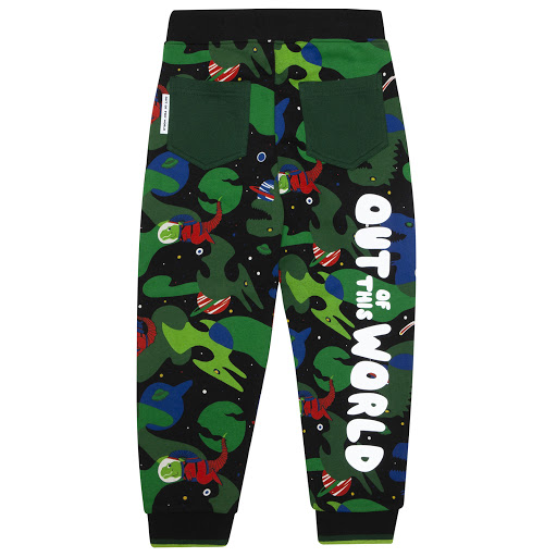 Thumbnail images of Fabric Flavours Camo Sweatpants