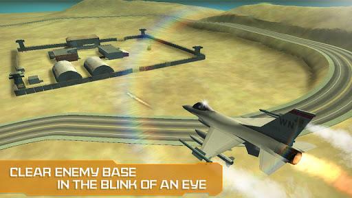Air Force Surgical Strike War - Fighter Jet Games  screenshots 7