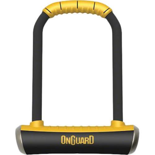 """On Guard PitBull U-Lock with Bracket: 4.5 x 9"""""""