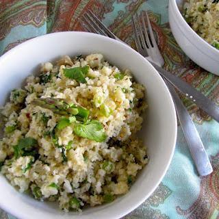 Cauliflower Couscous Bowl