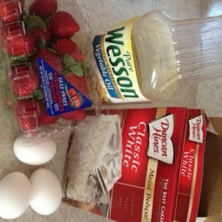 A Quick and Easy Strawberry Shortcake Recipe