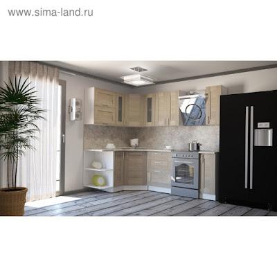 Кухонный гарнитур Лира оптима 1500*1800