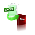 Excel to PDF Converter Pro +