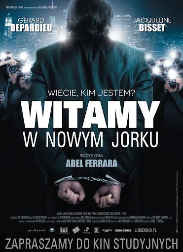 Polski plakat filmu 'Witamy W Nowym Jorku'