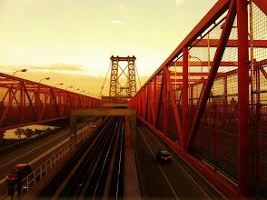 Photo: Williamsburg Bridge Right