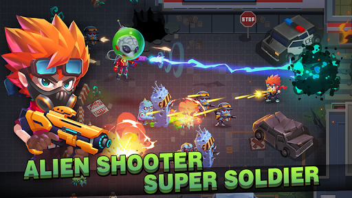 Aliens Agent: Star Battlelands 1.0.2 {cheat|hack|gameplay|apk mod|resources generator} 2