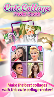 Cute Collage Photo Booth