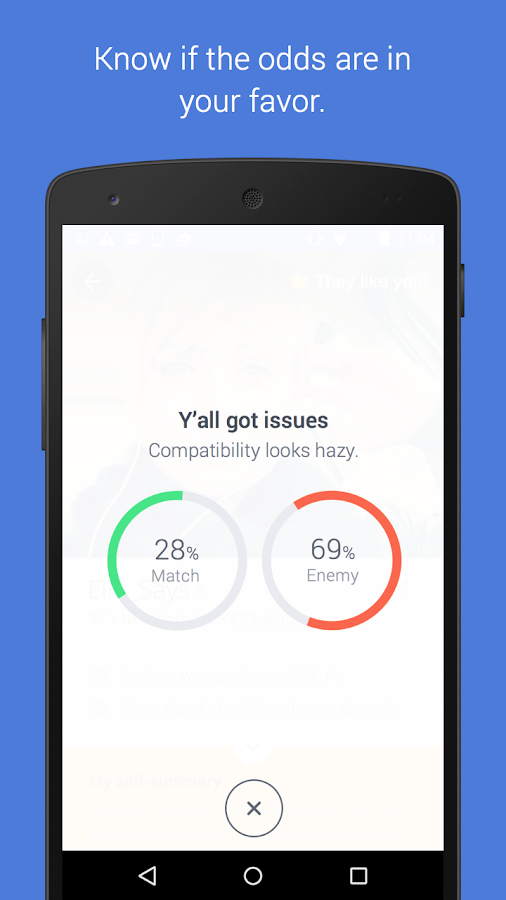 OkCupid Dating- screenshot