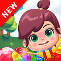 New Sweet Candy Star: Puzzle Master icon