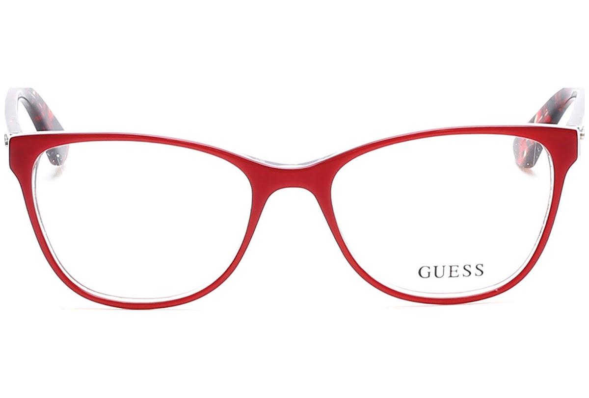 Comprar Monturas Guess GU2547 C53 068 (red/other / ) | opti.fashion