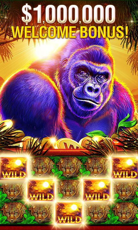 Screenshots of DoubleU Casino - Free Slots for iPhone