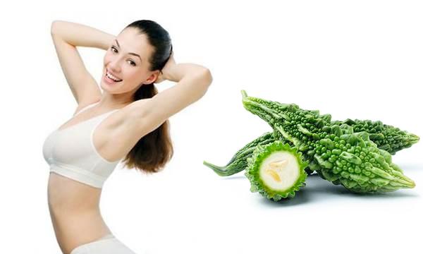 Bí quyết giảm cân từ cao mướp đắng dành cho các chị em phụ nữ