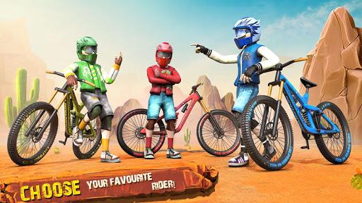 Dirt Bike Racing Stunts screenshot 3