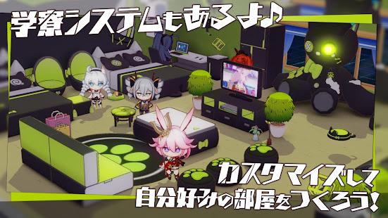 Hack Game 崩壊3rd apk free