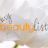 My Beauty List