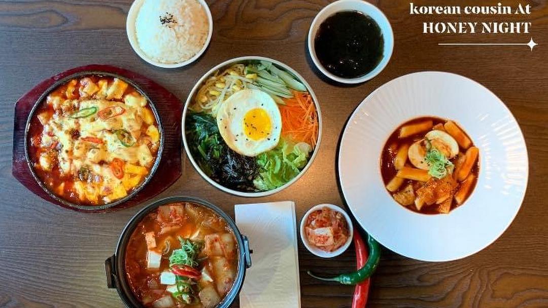 Honey Night 꿀밤 Korean Restaurant