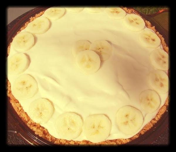 Banana Breeze Pie Recipe