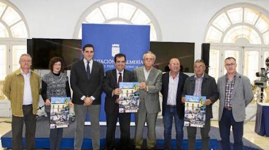 Clásicos en plena forma: XXVIRuta de Automóviles Antiguos de Almería
